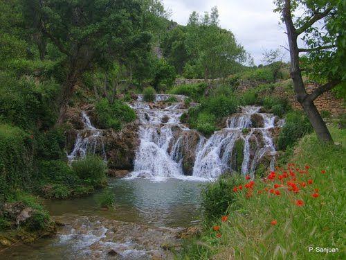 Cascada de Algar de Mesa