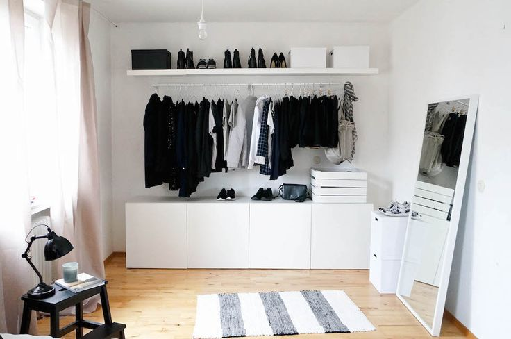 ikea tyssedal kleiderschrank. Black Bedroom Furniture Sets. Home Design Ideas