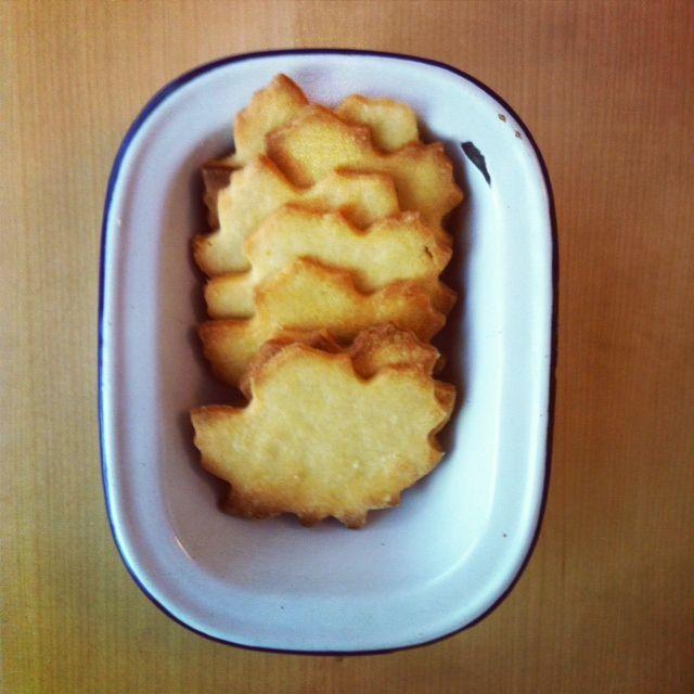 ... Nutmeg maple butter cookies | Sweet Things | Pinterest | Cookies