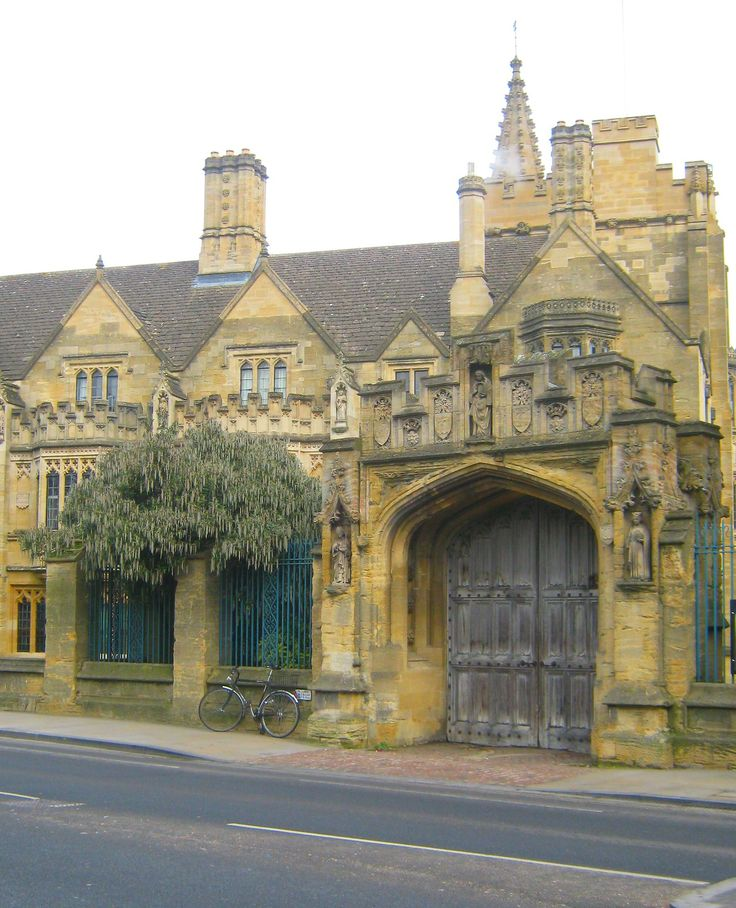 Abandoned Buildings Newcastle Uk: 17 Best Images About Oxford England On Pinterest