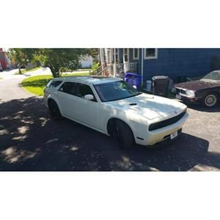 Dodge Challenger Conversion >> Challenger Front End | Dodge Magnum | Pinterest | Dodge magnum and Dodge