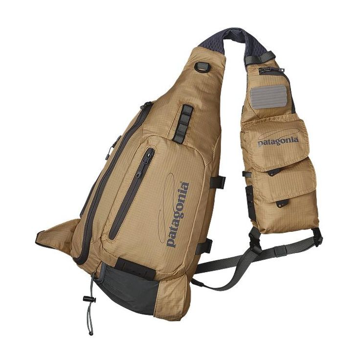 Patagonia Fly Fishing Vest Front Sling - Rattan RATN