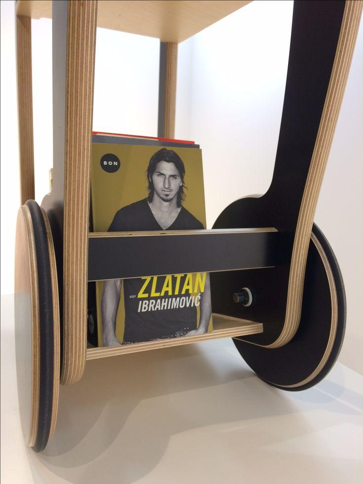 fleimio mini regular + Zlatan @ Stockholm Furniture Fair 2017