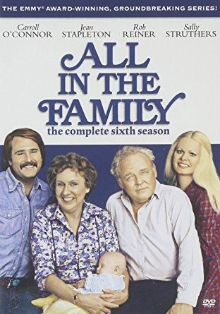 Sally Struthers & Rob Reiner - All in the Family: Complete Sixth Season