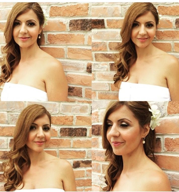 Hearts & Stars Salon & Day Spa specializes in styling hair for any occasion. Bridal upstyling, make-up, manicures and pedicures on the Big Island of Hawai'i. Appointments welcome! Call (808)-886-0600 for more information! #wedding #updo #upstyling #bride #bridalhair #makeup #bridalmakeup #bridesmaid #flowers #makeupbybobbie #specialday #braids #curls #pins #hairspray #hawaii #waikoloa #married #marriage #hair #skin #nails #hearts #stars #love #destinationwedding