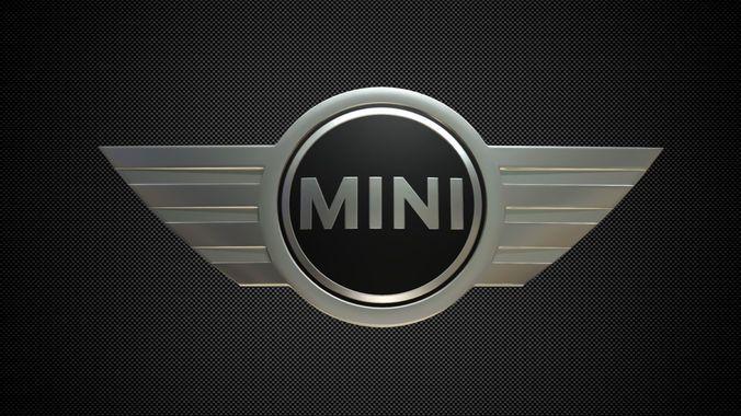 Mini Logo 3d Model Mini Logos 3d Model Infiniti Logo