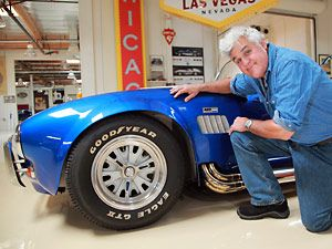 Jay Leno on the Rebirth of Classic American Auto Parts Brands