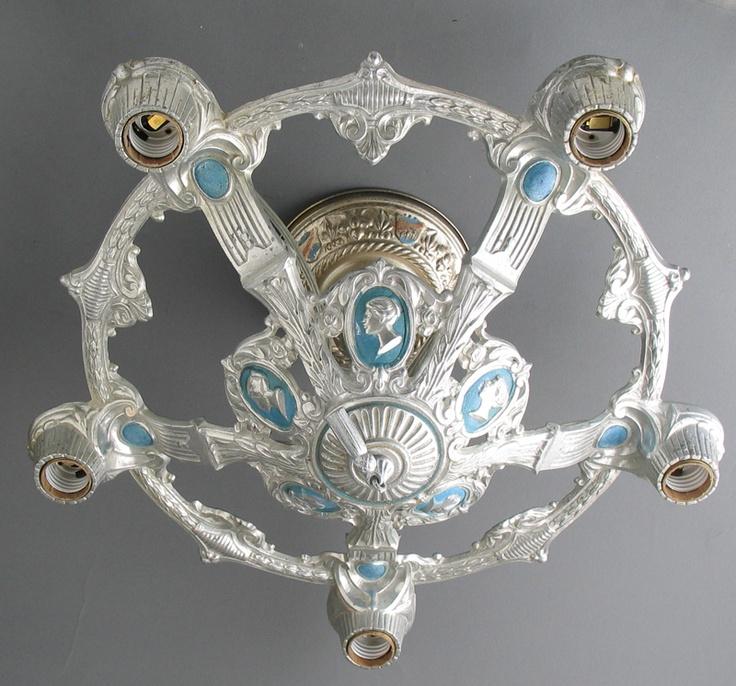 31 best antique light fixtures images on pinterest