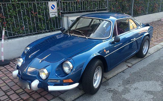 1973 Renault Alpine for sale
