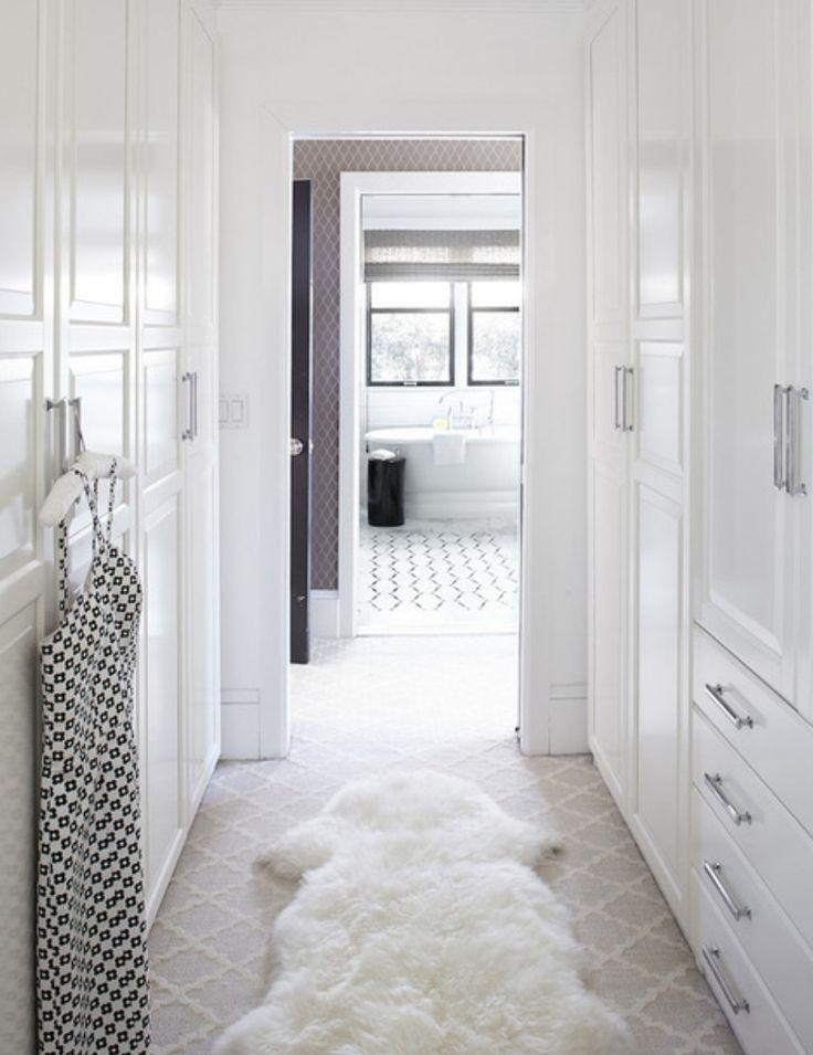 best 25 walk through closet ideas only on pinterest - Closet Bedroom Design