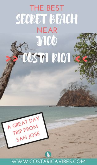 Playa Blanca in Costa Rica is one of those gems that most tourists don't visit because they don't know that it exists. If you're in San Jose and want a nice day trip option or are staying in Jaco and want to get away from the crowds for a day, Playa Blanca is the best option.