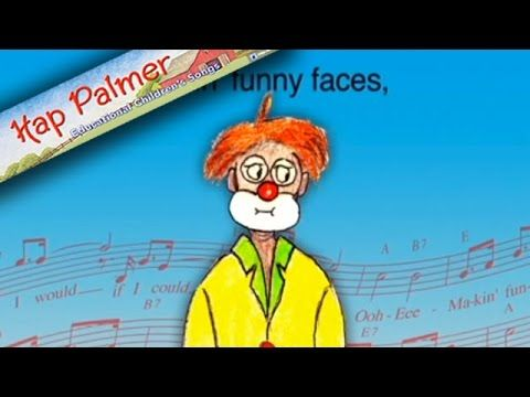 The Clown Song from the DVD Read & Sing With Hap Palmer