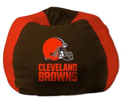 Kids Cleveland Browns Bean Bag Chair Beanbag