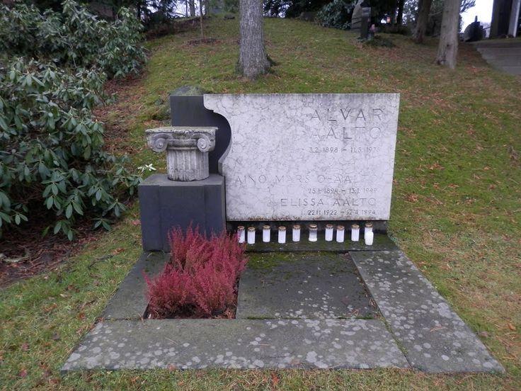 Alvar aalto Grave
