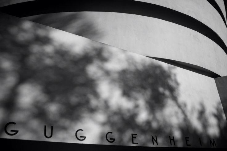 Guggenheim Museum! NYC