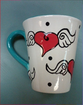Make your sweetie something cool like this for Valentine's Day.  Fill with yummy chocolates!