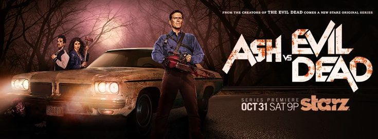 New 'Ash Vs. Evil Dead' Trailer Screams a Hell Of A Good Time -  #brucecampell #evildead #zombies