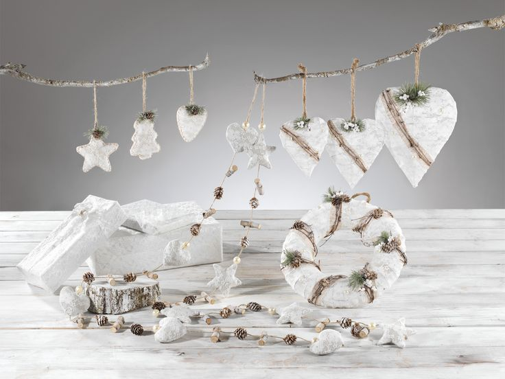 christmas lace decorations #christmas #mascagni #mascagnicasa