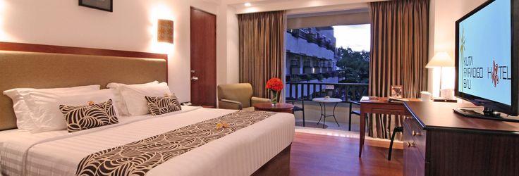 Rooms - Kuta Paradiso Hotel