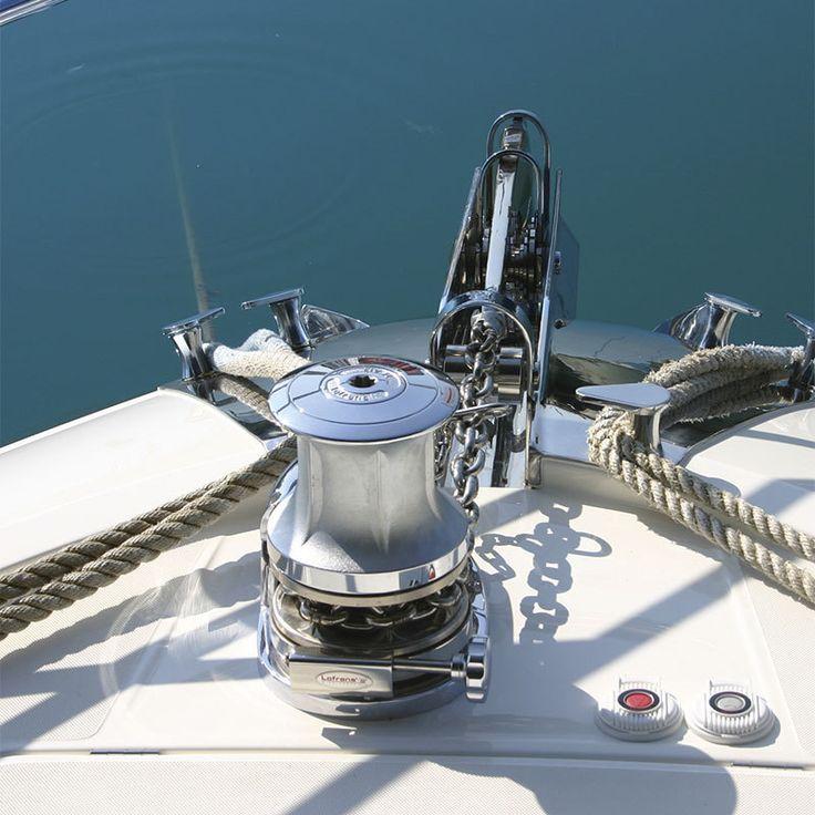 Vertical Windlass X4