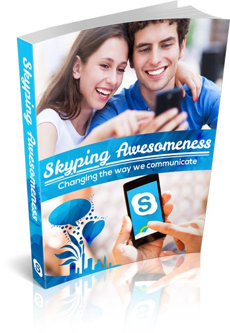 Skyping Awesomeness - eBook