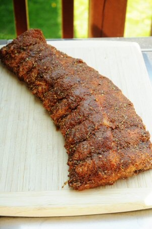 Sweet & Spicy Pork Back Ribs Recipe