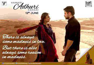 Hamari Adhuri Kahani (2015) Bollywood Movie Songs Free Download