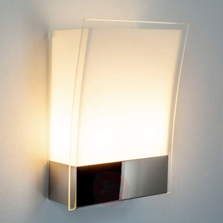 Malthe moderne Wandleuchte aus Glas und Metall-9633020-30