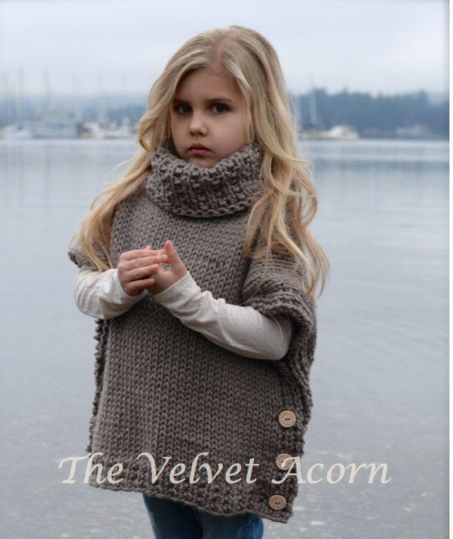 Knitting Pattern - Azel Pullover (2, 3/4, 5/7, 8/10, 11/13, 14/16, S/M, L/XL sizes) by Thevelvetacorn on Etsy https://www.etsy.com/ca/listing/222944202/knitting-pattern-azel-pullover-2-34-57