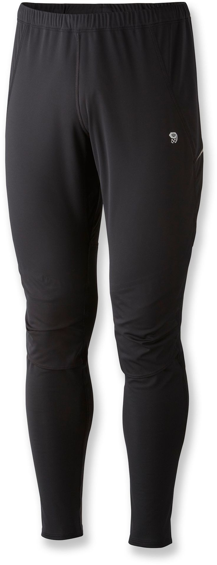 Mountain Hardwear Effusion Power Tights - Men's - 2013 Closeout Running/Cross Country skiing tight