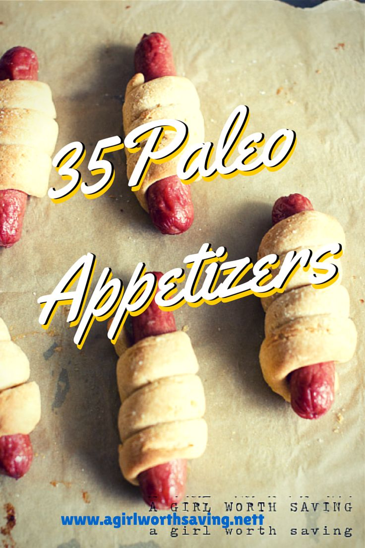 Grab 35 Paleo Appetizer recipes like buffalo ranch dip, loaded sweet potato bites, jalapeno poppers and more in this round up!