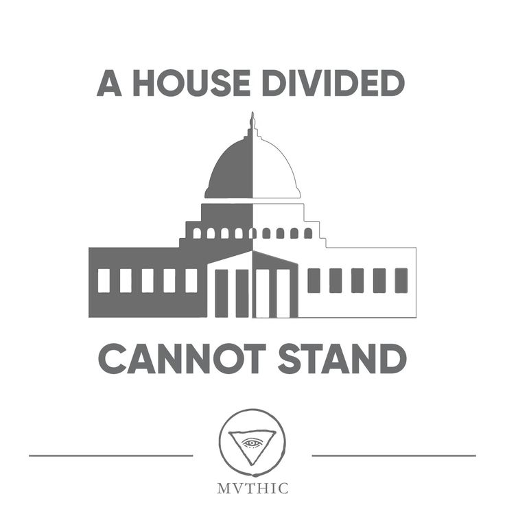 A house divided cannot stand   #politics #congress #house #senate #capitol #capitolhill #washingtondc