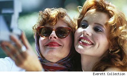 I like writer Suzi Parker's style. And Thelma and Louise too.