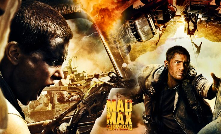 Mad Max: Fury Road (2015) - Trailer, Review, Storyline & Poster | Download Torrent DVDRip