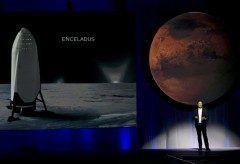 火星移住のための交通システム人2000万円に抑制目指すスペースXのCEO -  米宇宙開発ベンチャースペースXのイーロンマスク最高経営責任者CEOは27日メキシコでの国際宇宙会議で火星移住のための交通システムの整備計画を発表した巨大ロケットの連続再使用や100人以上が乗れる宇宙船のピストン輸送などにより人当たりの火星への移送費を長期的に千万円程度まで抑えるという  同社は2025年までに火星への有人飛行を実現するとしているマスク氏は安価な輸送手段は地球外に文明を築く基礎になると語り各国の宇宙機関や企業研究者に協力を呼びかけた企業が公的機関に先行して具体的な宇宙開発計画を公表するのは初めて  この仕組みは移住が基本だが地球に帰る選択肢も用意するという火星は重力や日の長さが地球に近く水もあるため月と並び宇宙における有力な移住先と考えられているただ到達にはカ月程度かかる…