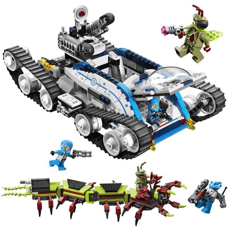 LEGO Galaxy Squad Galactic Titan | Lego, Squad and Lego spaceship