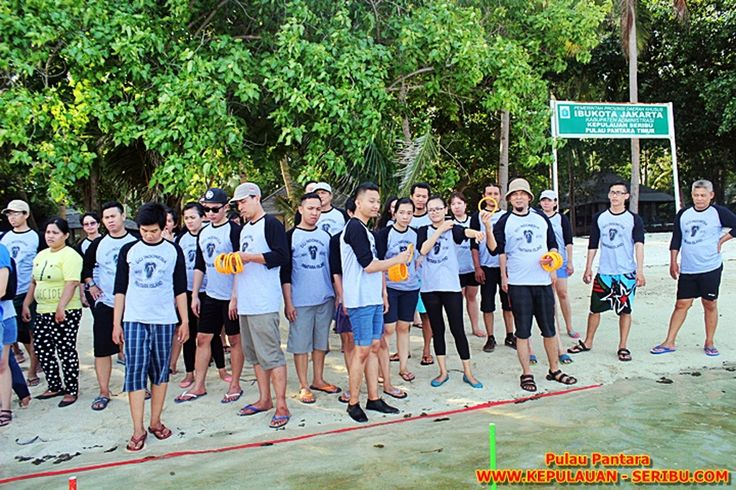 Outing Pulau Pantara Resort