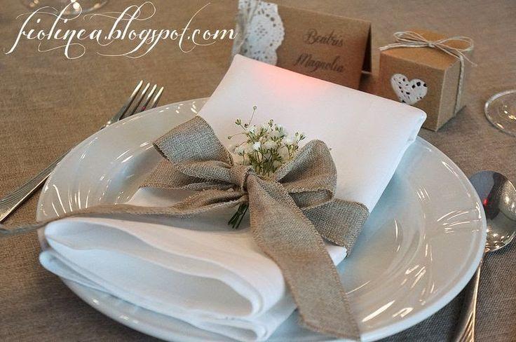 Fiolinea - Ślubna Galanteria Papiernicza: Rustykalnie na Targach Ślubnych w Hotelu Qubus w Legnicy