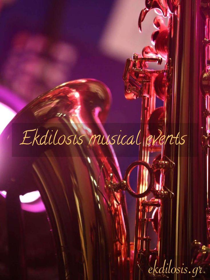 ekdilosis saxophone music