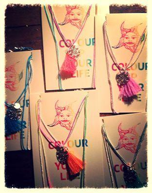 Chain Mandala auf www.jayjayydesign.de/Shop/Halsketten