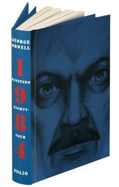 nineteen-eighty-four by Folio Society