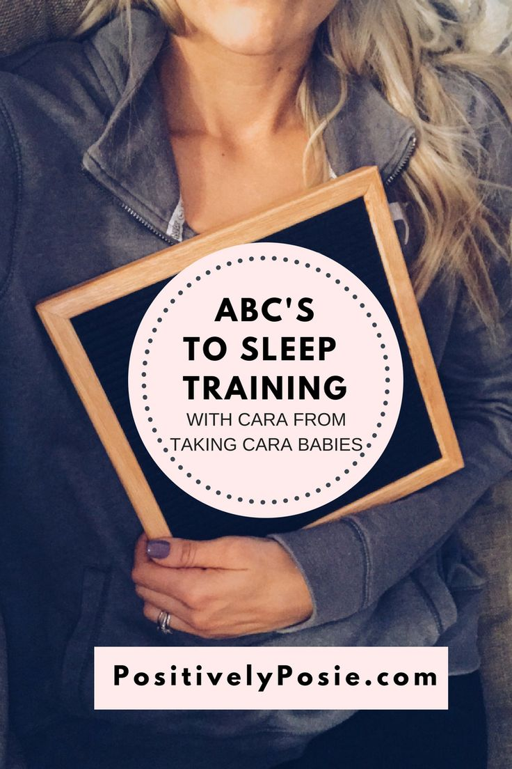 ABC's of Sleep With Cara of Taking Cara Babies Review ...
