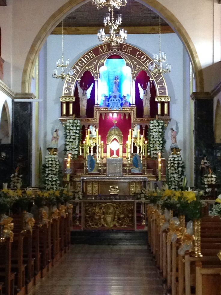 Altar Maridiaz, Pasto, Colombia