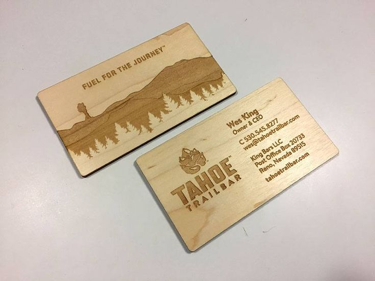37 best wood laser engraved business cards images on pinterest our wood business cards are thick and made of real wood alder maple or reheart Gallery