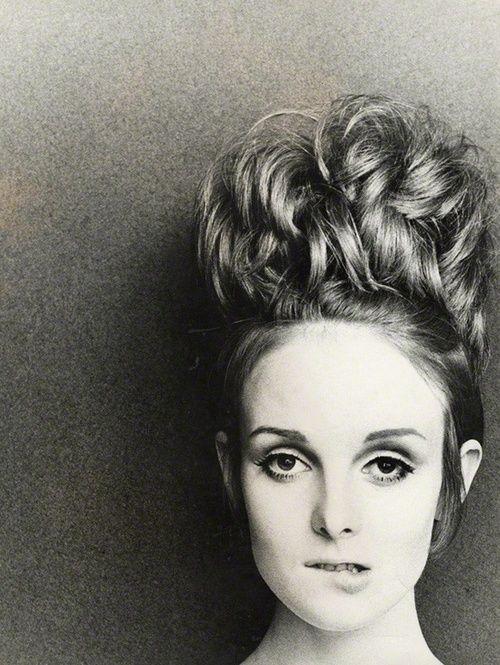 Grace Coddington photographed by Peter Akehurst, 1961