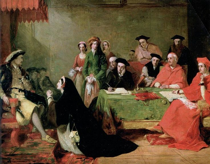 10 May 1533 - Opening of a special court at Dunstable by Archbishop Cranmer to rule on the validity of the marriage of Henry VIII and Catherine of Aragon.