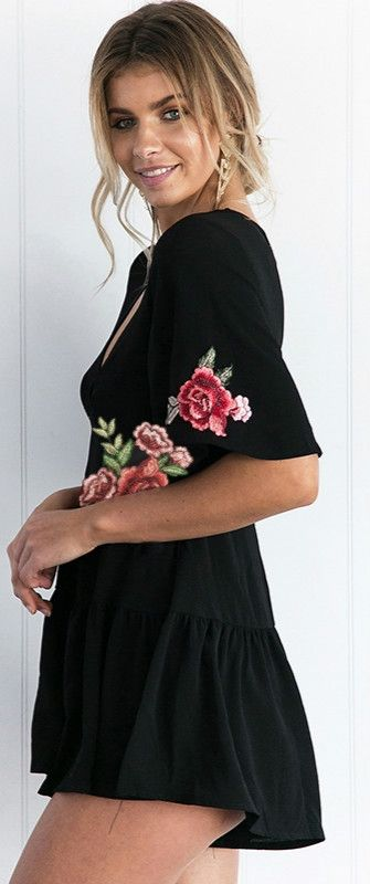 rompers,rompers for teens,dresses casual,rompers party,rompers outfits,floral romper