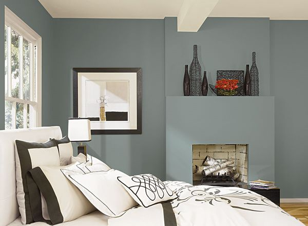 13 Relaxing, Yet Sophisticated, Paint Colors For The Bedroom