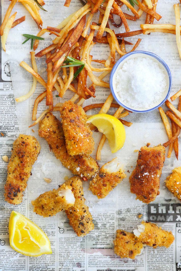 Spicy fish goujons #goujons #fish #summer | Crush Online Magazine Issue 36