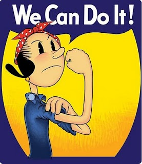 We can do it! Olive Oil